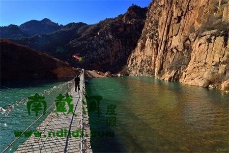 终点:梁家湾            冰糖峪位于河北省秦皇岛抚宁县大新寨镇