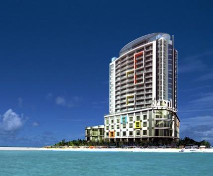n/a 酒店介绍:此公寓位于秦皇岛南戴河前进路18号(中国南戴河-滨海